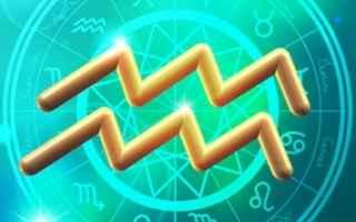 Astrologia: segno acquario  gennaio  oroscopo