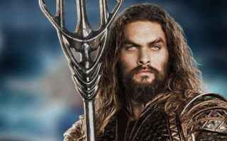 Cinema: recensione  film  aquaman  movie review