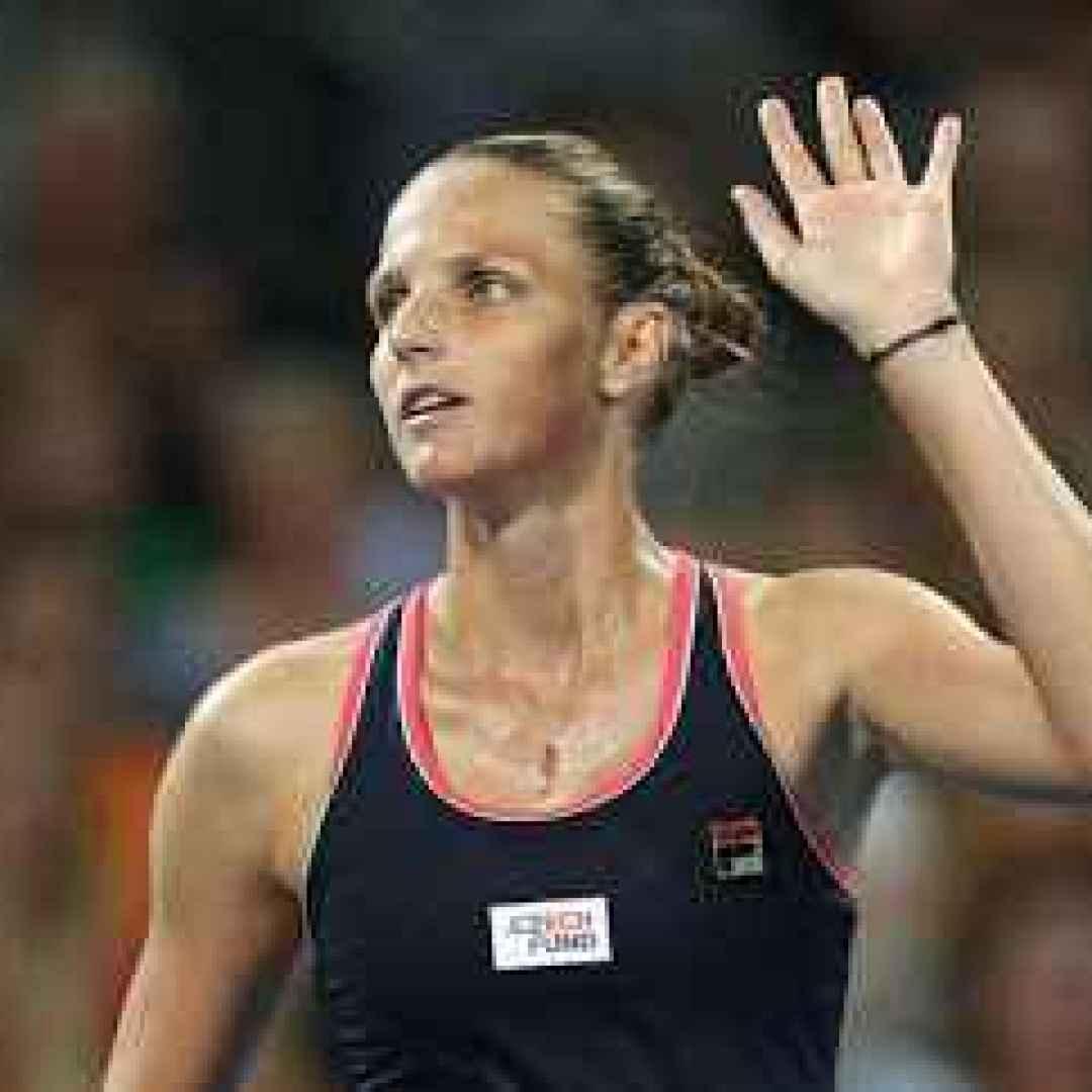 tennis grand slam brisbane pliskova