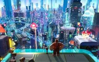 Sei anni dopo luscita del loro gioco arcade di nostalgia Wreck-It Ralph, Walt Disney Animation Studi