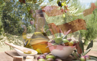 Alimentazione: olio extra vergine di oliva  usa  export
