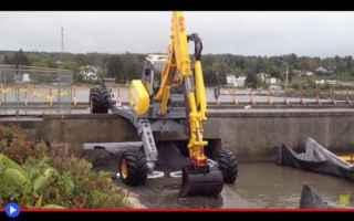 Tecnologie: veicoli  cantieri  strumenti  scavatrici