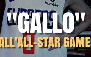 Basket: basket usa gallo video votazioni