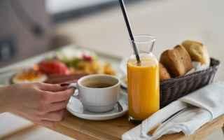 Alimentazione: colazione  caffè