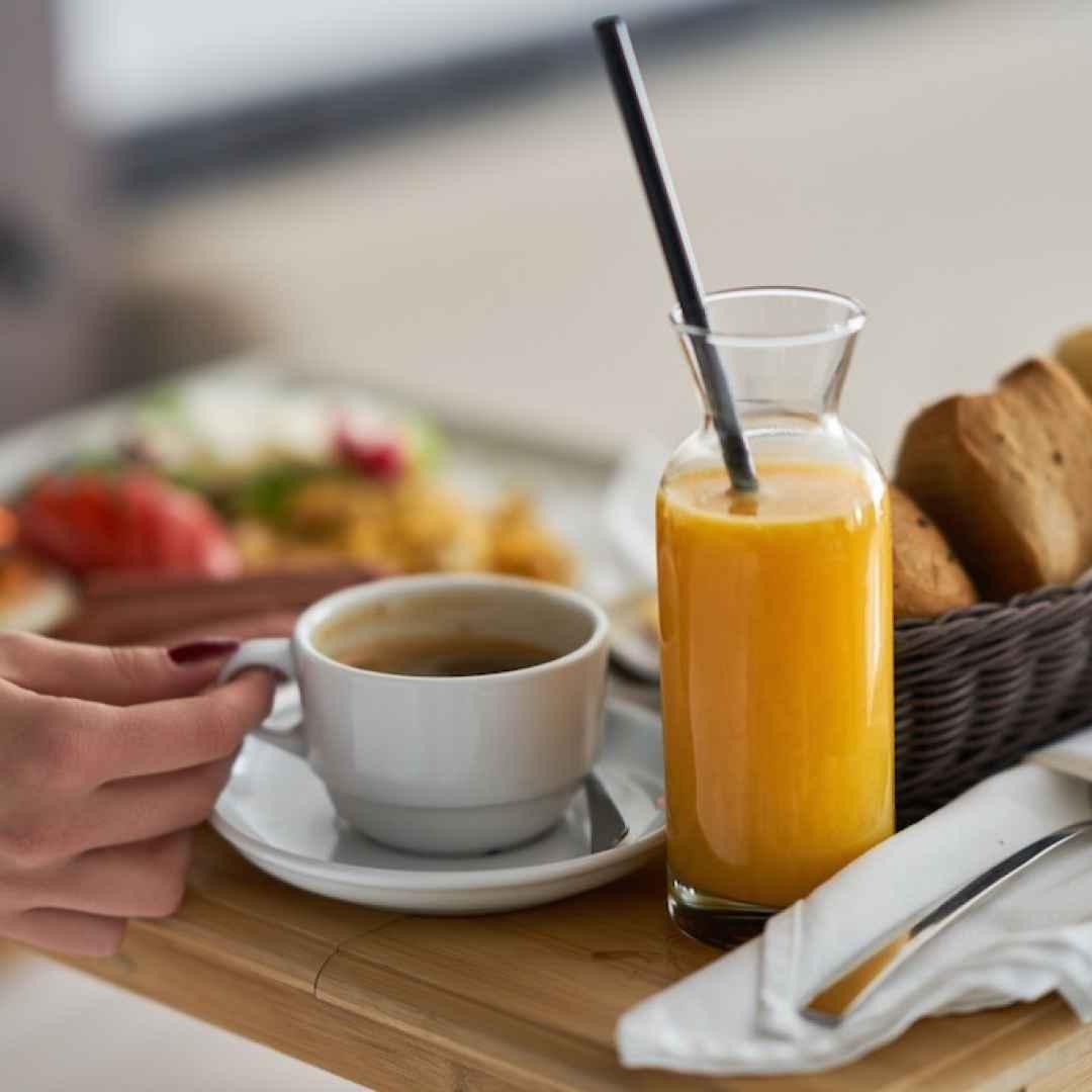 colazione  caffè