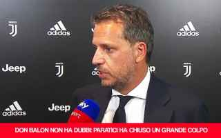 Calciomercato: juventus juve calcio video spagna
