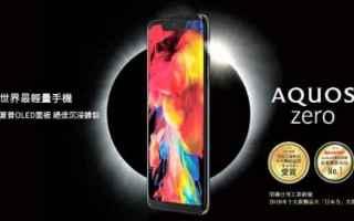Cellulari: smartphone  sharp