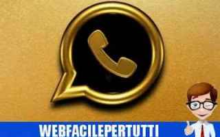 WhatsApp: whatsapp gold truffa bufale