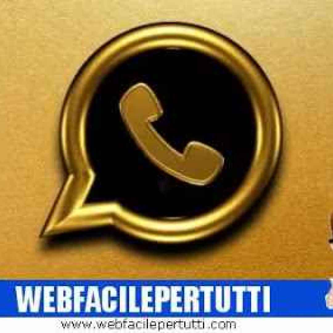 whatsapp gold truffa bufale