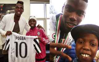 Video online: pogba cancro juventus video cancro