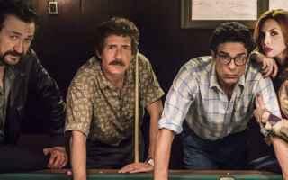 Non ci resta che il crimine è un film di genere commedia del 2019, diretto da Massimiliano Bruno, c