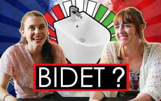 Video divertenti: francia francesi video bidet italia