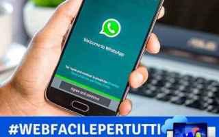 WhatsApp: whatsapp riconoscimento facciale