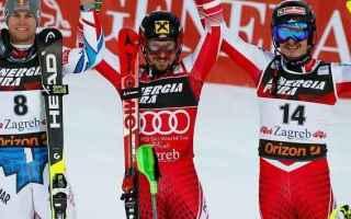Con lo slalom gigante e speciale, di domani e domenica, iniziano tre settimane, tutte da vivere di S
