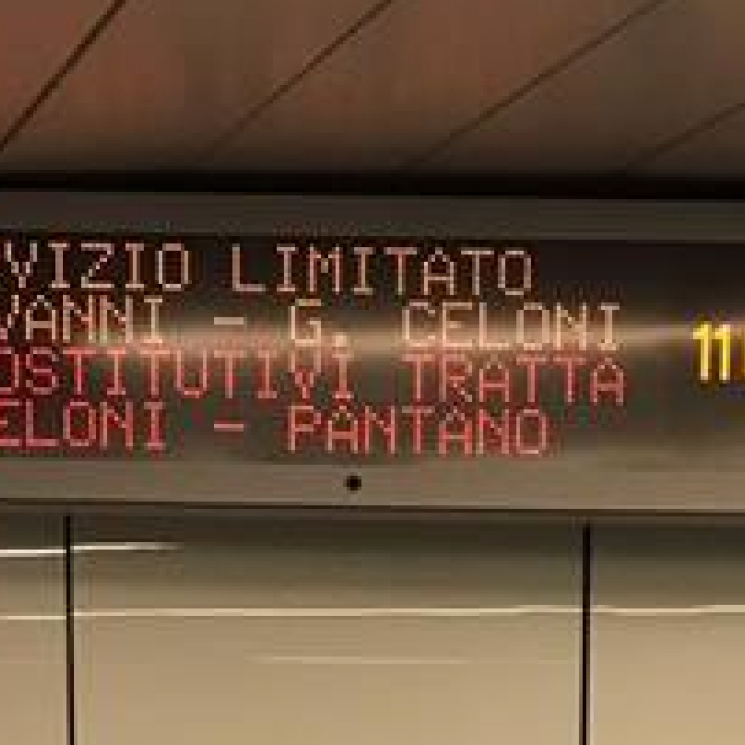 roma  metro c  metropolitana  disagio