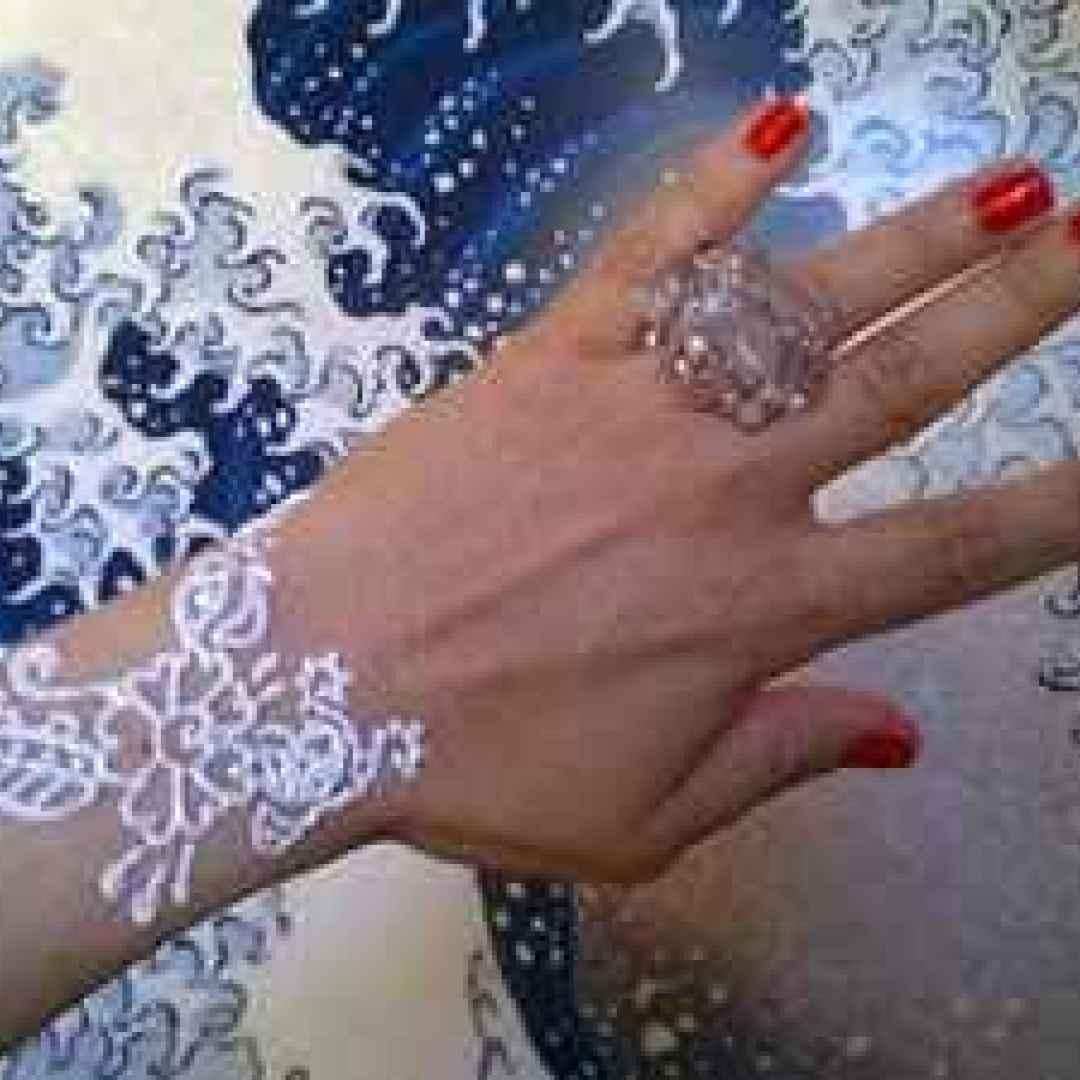 tatuaggi  allergie  henné