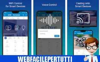 App: telecomando universale sure app wifi