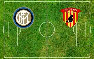 Coppa Italia: inter benevento video gol calcio