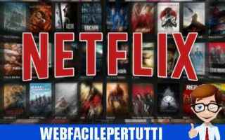 File Sharing: netflix  denuncia  condivisione account