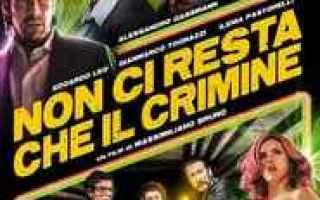 (HD) Non ci resta che il crimine streaming film ita 2019<br /><br />Siamo a Roma nel 2018 e tre am