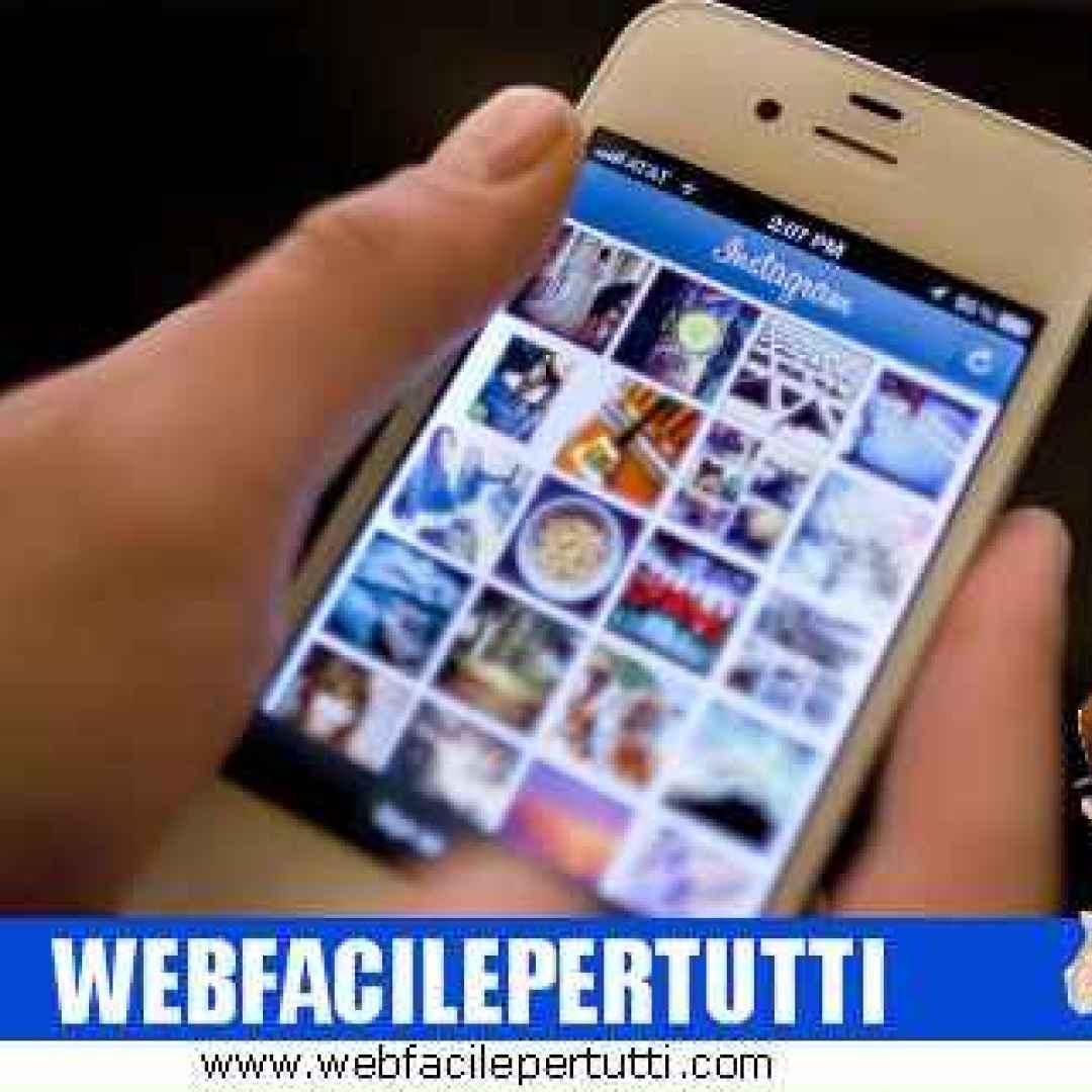 instagram convisione foto profili