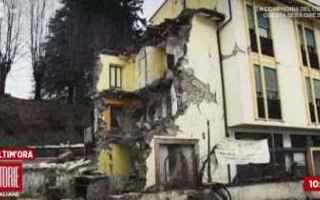 amatrice emergenza terremoto video