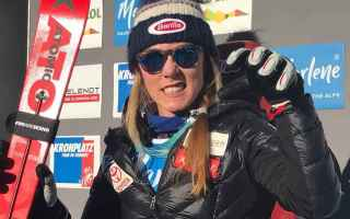 Dominio assoluto di Mikaela Shiffrin, nello slalom gigante di Kronplatz, conquistando oltre alla cin