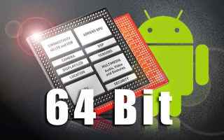 Android: android 64bit apps