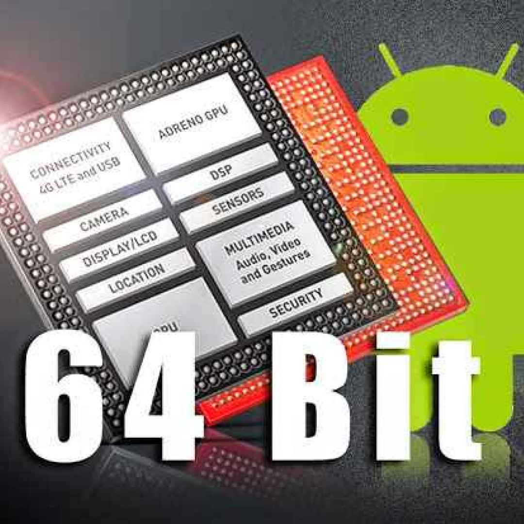 android 64bit apps