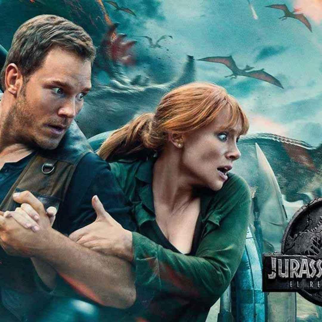 Guarda Jurassic World Il Regno Distrutto Streaming Ita