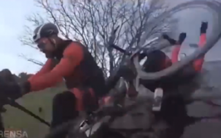 Ciclismo: francia video ciclisti sport ciclismo