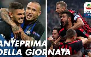 Serie A: calcio serie a video anteprima