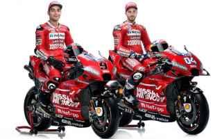 MotoGP: DUCATI E DOVIZIOSO OBIETTIVO RIPORTARE IL TITOLO A BORGO PANIGALE