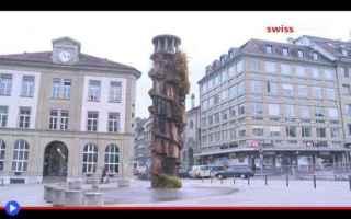 Architettura: Lo scrosciante pilastro preistorico della città di Berna