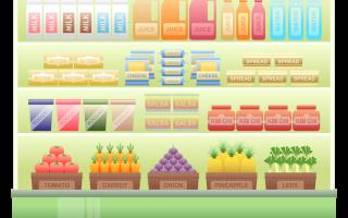 Soldi Online: supermercato
