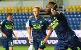 Serie A: udinese parma streaming