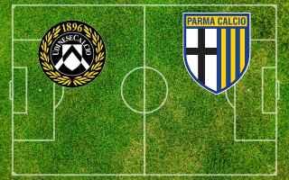 Serie A: udinese parma video calcio gol