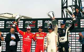 rocmessico  race of champions 2019