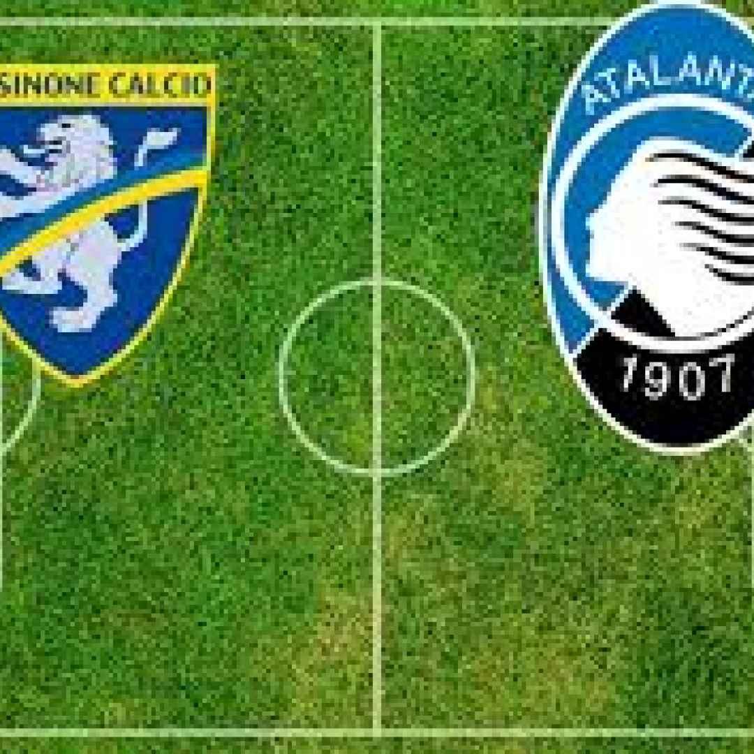 frosinone atalanta video gol calcio