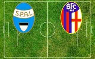 Serie A: spal bologna video calcio gol