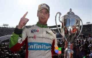 Motori: roc  race of champions  benito guerra