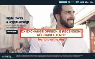 dx exchange  truffa  spotoption