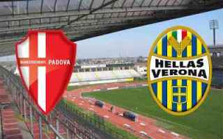 Serie B: padova verona video calcio gol