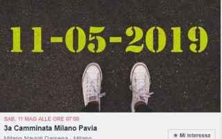Milano: milano  pavia  camminata  sport