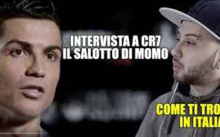 Video divertenti: ronaldo video intervista coatta italia
