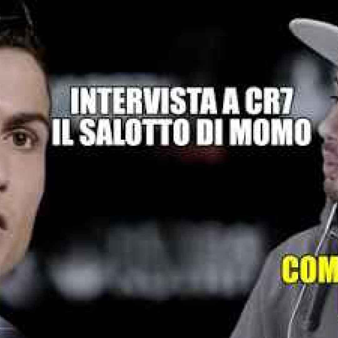 ronaldo video intervista coatta italia