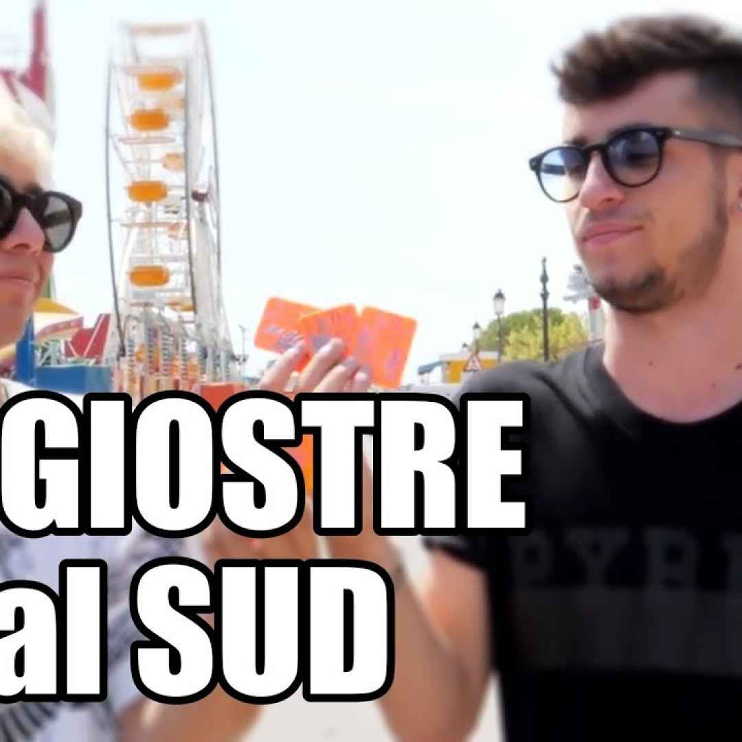 sud video giostre ridere youtuber