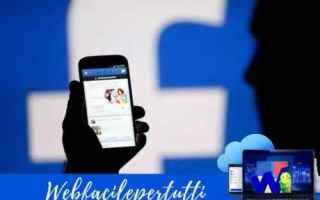 Facebook: facebook  profili inattivi