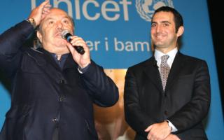 Politica: unesco  unicef  lino banfi