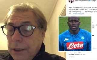 Napoli: video omaggio koulibaly canzone calcio
